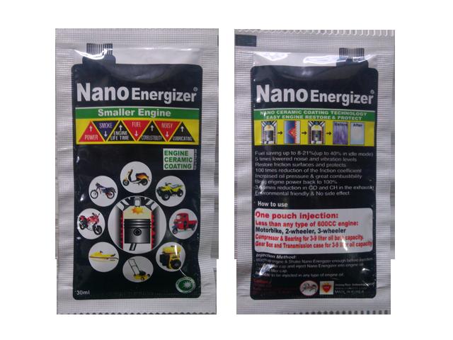 Nano Maxx Revolution